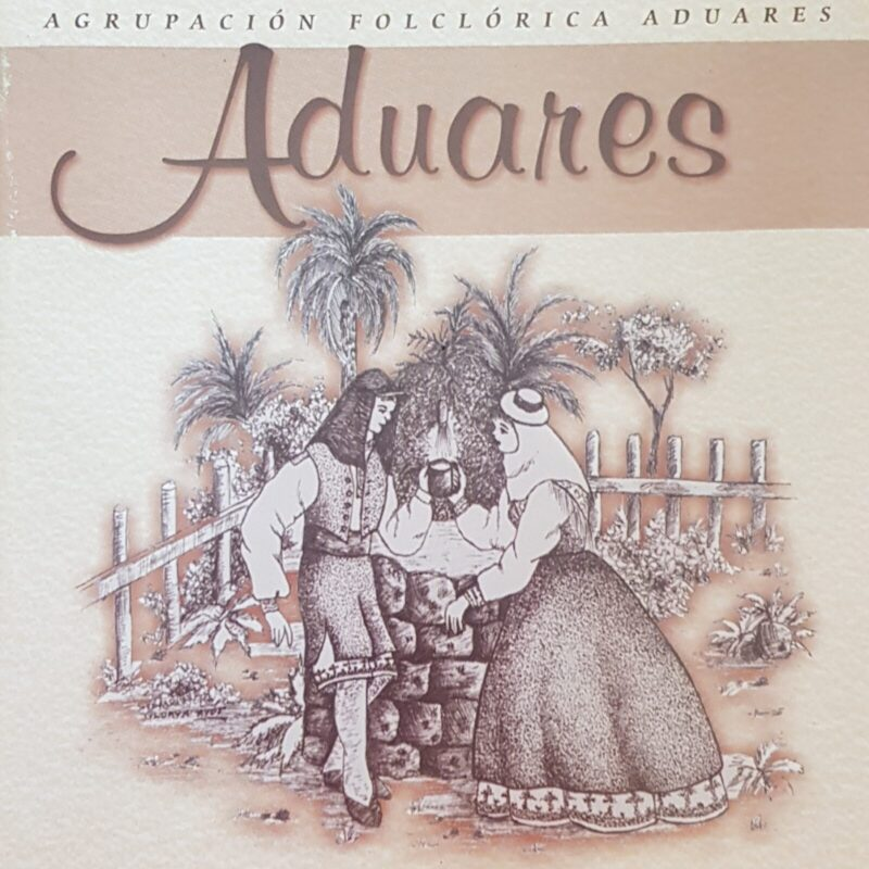 Agrupación Folclórica Aduares | Dscos: ADUARES